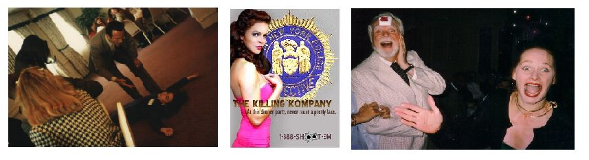 The Killing Kompany - Murder Mystery Dinner Theatre Shows